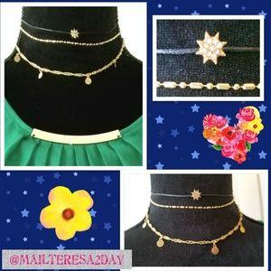 Jewelry - New in Pkg. 3-Link Choker